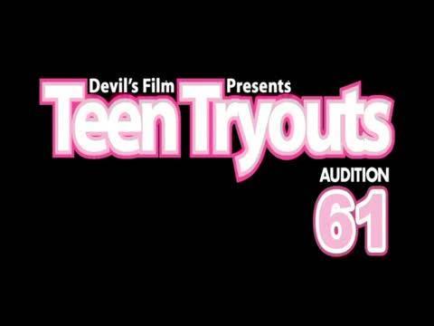 Teen Tryouts 61