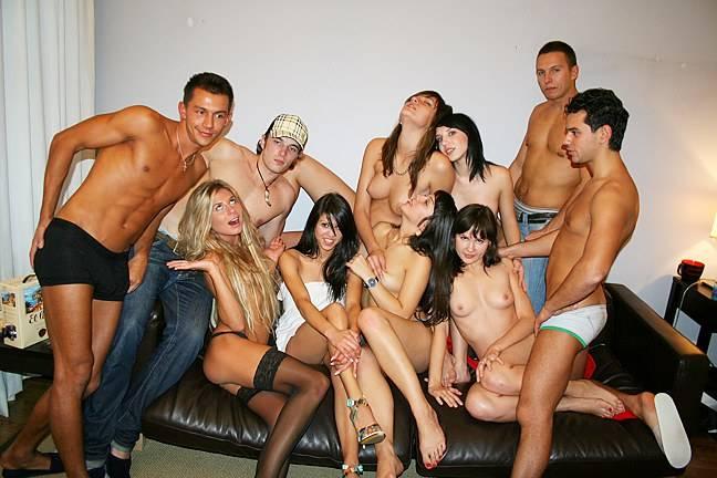 Порно вечеринка студенты фото