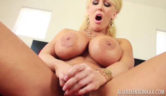 Alura Jenson Changing Bras and Rubbing One Out