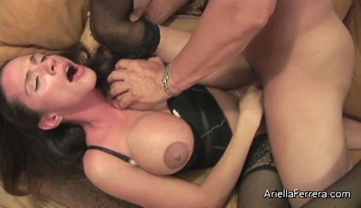 Ariella Ferrera Gets Fucked by Nick