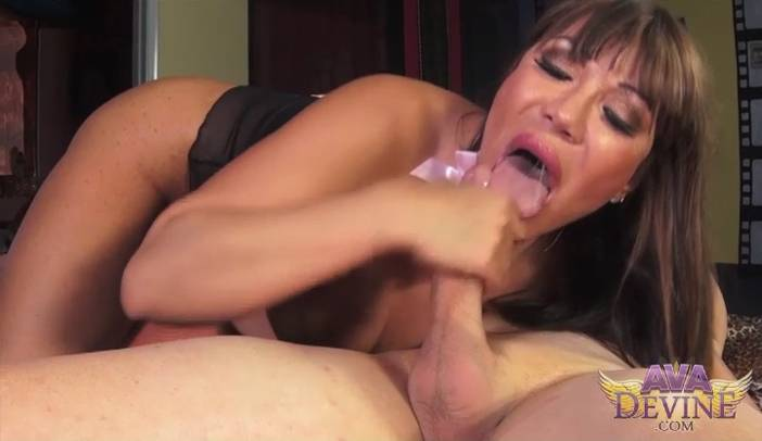 Ava Devine Taking it in the ass Hardcore