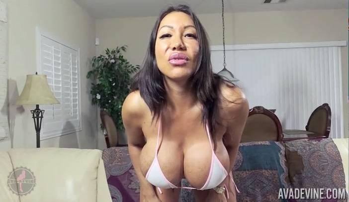 Ava Devine is a Nasty Slut