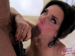 Veronica Avluv fucking and Sucking in the Bathroom
