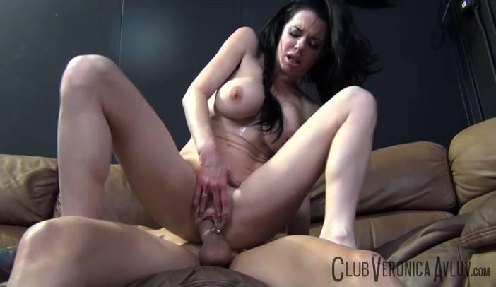 Veronica AvLuv Rides Porno Dan #3