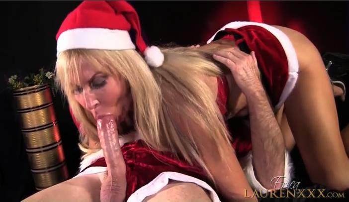 Ericka Lauren Sucks Jcrew for Christmas