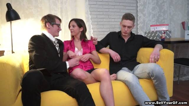 Fucked for her cheap ass bf