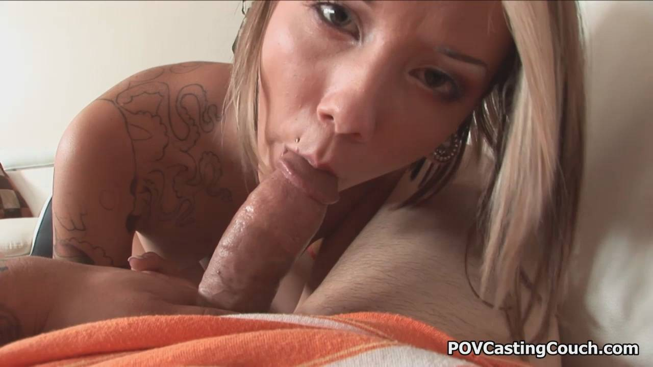 POV Casting Couch Brings You Newbie Ashton Pierce