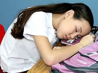 Sleeping Booty with Amai Liu