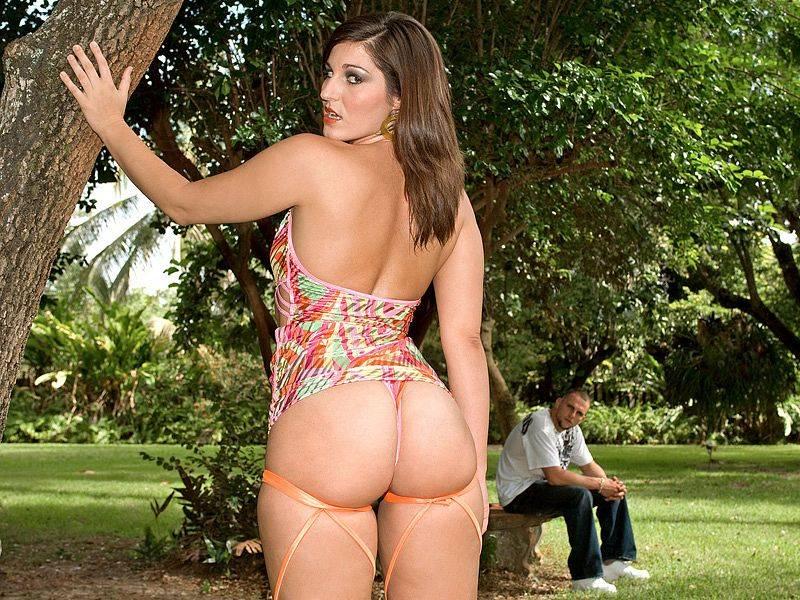 Park Side Booty with Elizabeth James