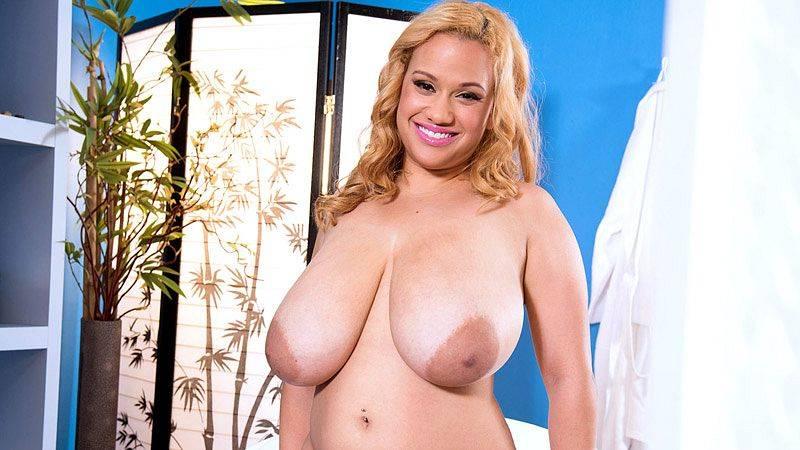 Biggs' Boob Rubdown with Liza Biggs
