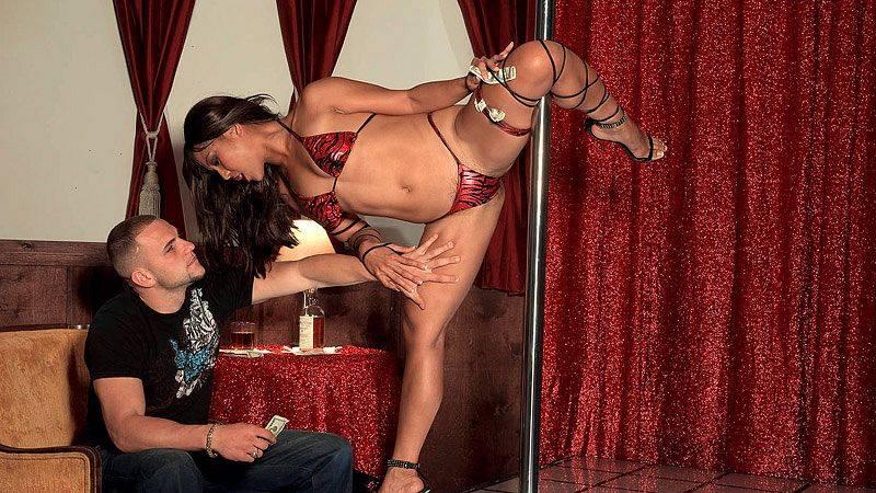 Strip Club Leg Vixen