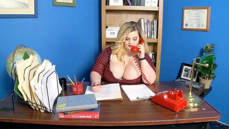 Secretary of Bust by Sashaa Juggs