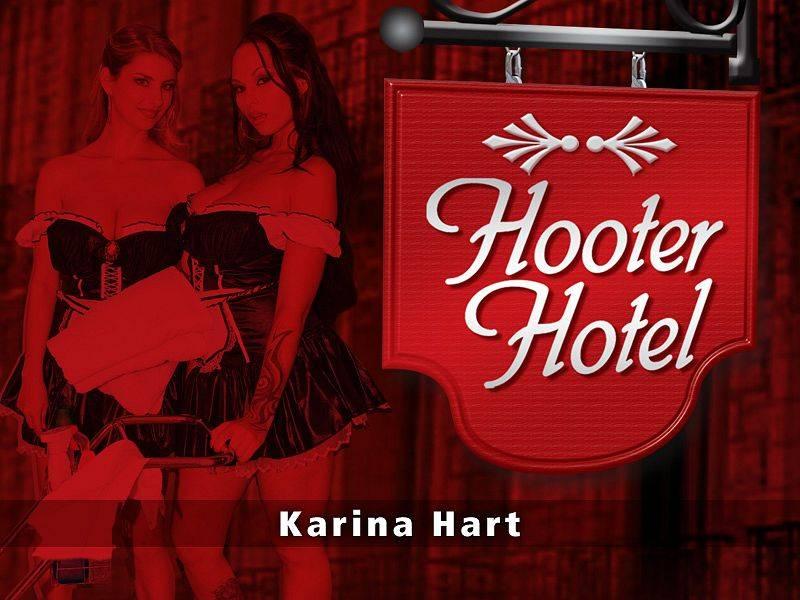 Hooter Hotel with Karina Hart