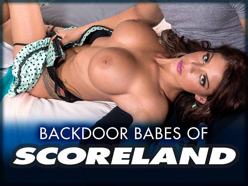 Backdoor Babes Of SCORELAND