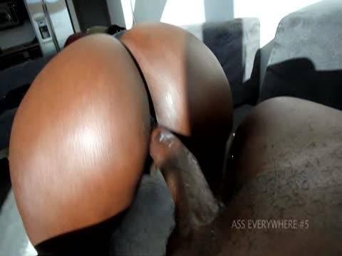Ass Everywhere 5