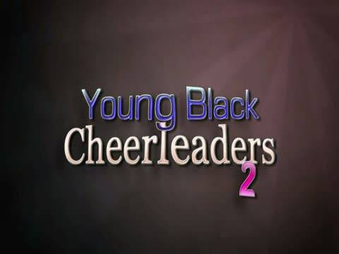 Young Black Cheerleaders 2
