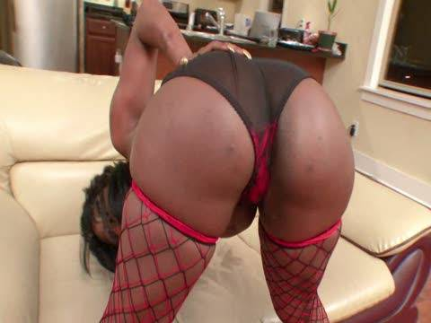 Phat Black Ass Worship 2