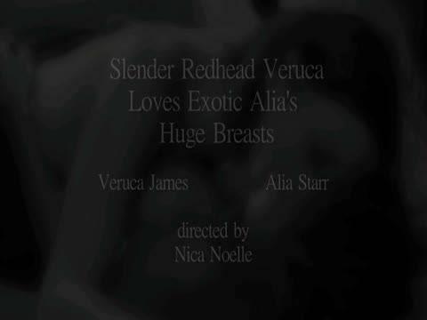 Girls Tribbing Girls 3: Veruca Loves Alias Huge Breasts