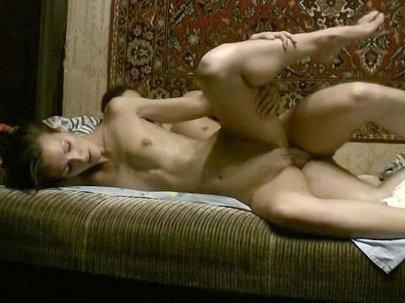 Awakened by a hard dick