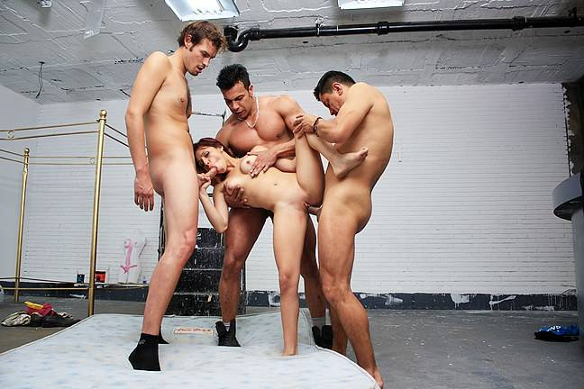 Hard foursome made by old friends