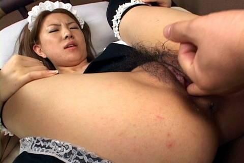 Yuka Koizumi is undressed and is fucked hard