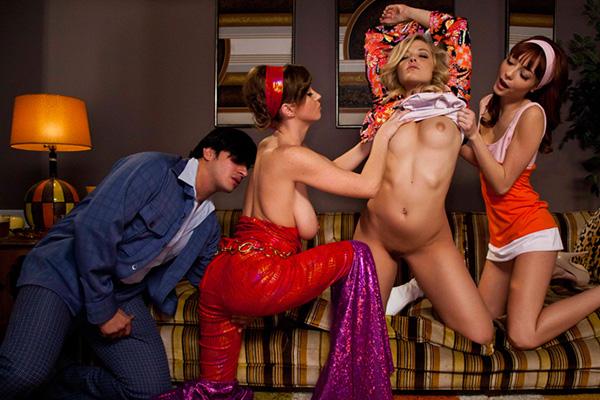 Афера по американски порно пародия — pic 4